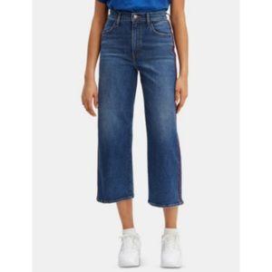 Levi's Mile High Crop Jeans